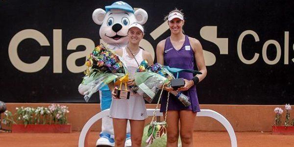 Bia Haddad vence WTA de Bogotá