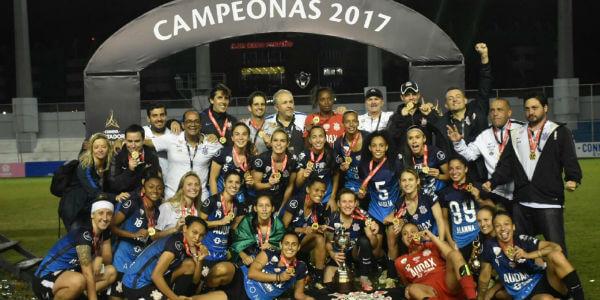 Corinthians/Audax conquista Libertadores 2017 / Conmebol