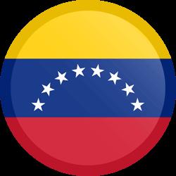 Bandeira Venezuela - Futebol Feminino