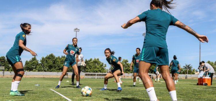 Classificação da Copa do Mundo de futebol feminino 2019