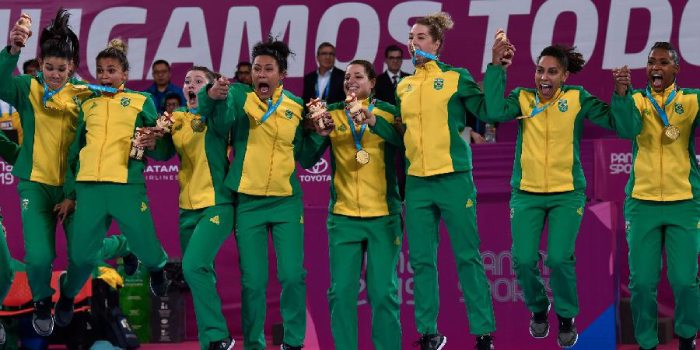 Handebol brasileiro domina a América