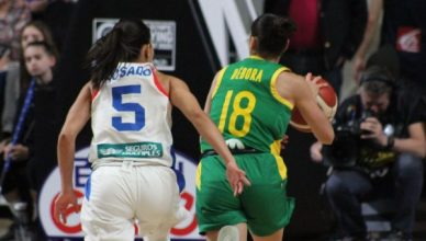 Brasil perde no pré-olimpico de basquete